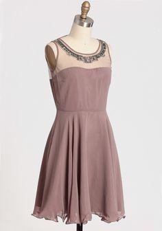 Enchanting Sparkle Beaded Dress | Modern Vintage Dresses