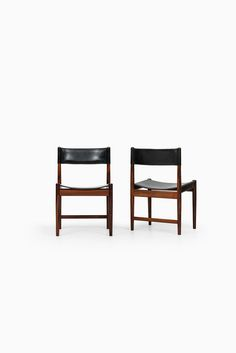 Kurt Østervig dining chairs by Sibast at Studio Schalling