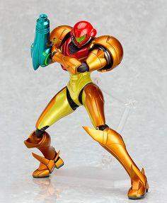 Metroid Action Figure Figma