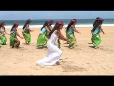 "Mehana and her hula sisters dance Hanalei Moon on Hanalei beach, Kauai. The music is by Sandii from her ""Sandii's Hawai'i 4th"" CD. The ladies are from Na Puakea O Ko'olaupoko in Kailua #Hawaii and Halihali Ke Ao in Tokyo, Japan. Category Entertainment License Standard YouTube License"