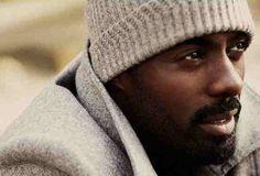 Idris Elba Hot and a British accent....WOWZER