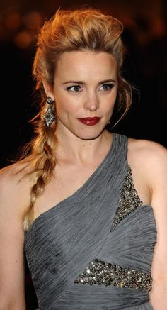 Rachel Mcadams Hair Styles Get The Look Design 285x529 Pixel