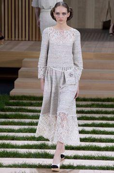 Chanel - Alta Costura - Primavera/Verano 2016