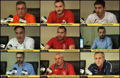 Final-4 Χάντμπολ Ανδρών: Έτοιμες να διεκδικήσουν το τρόπαιο δήλωσαν οι ομάδες στη συνέντευξη τύπου στην Κοζάνη (video)