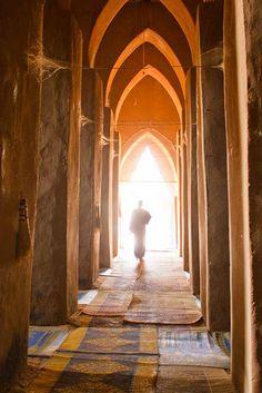 #Timbuktu #Masjid #Djenne #Interior
