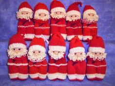Brigitte - Knitting Doll (Dwarven World) - Kreativ - Knitting Ideas Baby Knitting Patterns, Knitted Doll Patterns, Christmas Knitting Patterns, Knitted Dolls, Loom Knitting, Free Knitting, Crochet Toys, Crochet Patterns, Knitted Teddy Bear