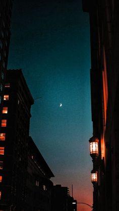 Alone like moon Cloud Wallpaper, Scenery Wallpaper, City Wallpaper, Dark Wallpaper, Screen Wallpaper, Sunset Wallpaper, Wallpaper Quotes, Black Aesthetic Wallpaper, Aesthetic Backgrounds
