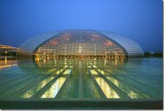 National Centre for the Performing Arts, Beijing.
