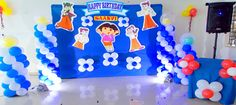 suevents company are one of the most adept balloon decorators in Bangalore and they are very skillful in creating ballon arches for bithday parties,events etc