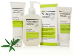 Great product line from trusted Neutrogena, now no parabens and not tested on animals :) love the cleanser and multi-vit moisturizer