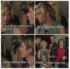 Ross let md explain the reason all the girls L♡VE you is because your so cute your personality is awesome plus your single!