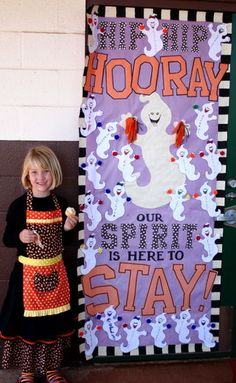 Christmas Door Decorations for School | While I'm on the subject of costumes, I thought I might as well post ...