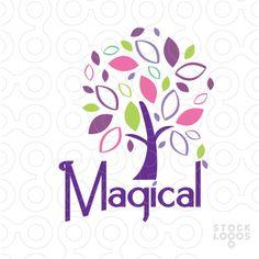 Magical Tree | StockLogos.com