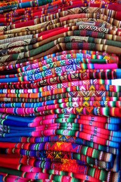 Cusco Market by Millie Coquis