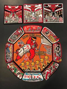 Chicago Fire, Chicago Bulls, Boy Scout Patches, Cub Scouts, Scouting, My Dad, Eagles, Cubs, Knots