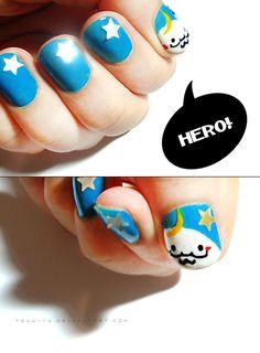Korekoso ga HERO no akashi sa by Ludiellusion.deviantart.com on @DeviantArt