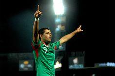 Javier 'Chicharito' Hernández, candidato para ir a Olímpicos
