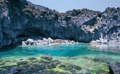 Fuencaliente, isla de La Palma. Islas Canarias. España
