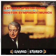 Saint-Saëns+Symphony+No.+3+Boston+Munch+LP+Vinil+200g+RCA+Living+Stereo+Analogue+Productions+QRP+US+-+Vinyl+Gourmet