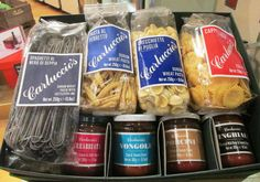 Transform authentic Italian ingredients into delicious dishes all available from the Deli at Carluccio's, Milsom Place