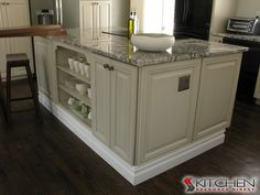 Beautiful Kitchen Made Of All Ready To Assemble Cabinets; Titusville RTA  Freeport Maple Vanilla | Ready To Assemble Cabinets | Pinterest | Kitchens,  ...