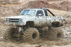 Our mud truck:)
