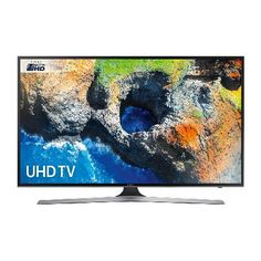 Samsung UE55MU6100 The Samsung MU6100 allows you to watch TV the way it should be watched