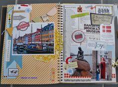 Road Trip to Denmark on my International Smash Book