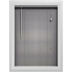Kris Makes This Look Easy Two Inch Horizontal Blinds