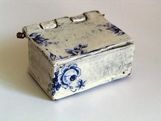 Maria Kristofersson (2) Idée de la boite avec les gonds, à faire