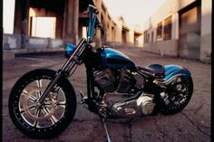 Roland Sands for Mr. Cartoon  N.B. I have been completely obsessed with this motorcycle