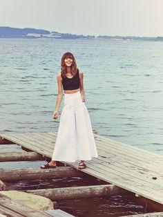 Freja / Vogue UK, january 2014