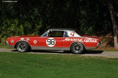parnelli jones cougar - Google Search