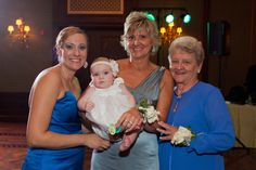 Four generations - My oldest daughter, Lisa, my grandbaby, Molly, me, and my Mom, Marlene -- such a blessing and a picture to cherish.
