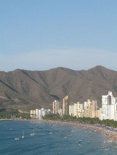 COLOMBIA |||||||||| SANTA MARTA - PLAYA EL RODADERO. Can't wait to go back!!! Santa Marta, Colombia