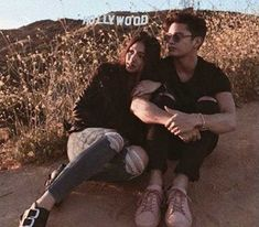 James Reid, Nadine Lustre, Hollywood Sign, Jadine, Partners In Crime, Filipina, Sweet Couple, Local Artists, Insta Pic