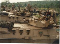 Ratel ICV preparing for. Once Were Warriors, South African Air Force, Army Day, Military Branches, Defence Force, African History, Vietnam War, Military History, Armed Forces