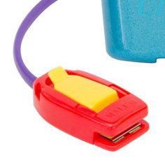 MO4 Blue Malem Wearable Enuresis Bedwetting Alarm with closed clip