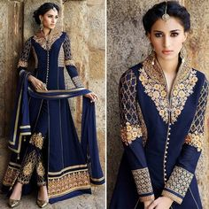Stylish Semi stitched Anarkali suits from Aafreen Designers. See more designs and buy these for home delivery online.   Purchase Online > http://ift.tt/1S0UkBQ  NEXT DAY DELIVERY AVAILABLE UK NATIONALLY  EXPESS STITCHING SERVICE PAY OVER THE PHONE WITH CONFIDENCE WE ACCEPT ALL MAJOR CREDIT AND DEBIT CARDS  Whatsapp us  TEXT or CALL : 447753217536  DM Or COMMENT to Order  #Completethelookz #DesiCouture #Hudabeauty #Anarkali #Dress #ReadyMadeSuits #Gowns #Asian #DesiFashion #Asianfashion…