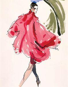 Топ fashion иллюстраторов от Алены Лавдовской | Школа рисования для взрослых Вероники Калачёвой — Kalachevaschool | Обучение вживую в Москве и онлайн по всему миру