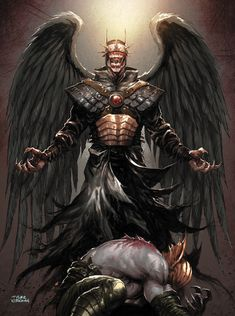 DC Comics. Comic Book Artwork • Batman Who Laughs / Hawkman by Tyler Kirkham. Follow us for more awesome comic art, or check out our online store www.7ate9comics.com