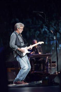 Eric Clapton....Crossroads Guitar Festival 2013