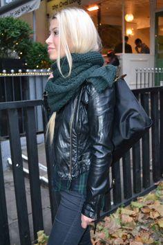 Get the London look: Tartan-Xadrez