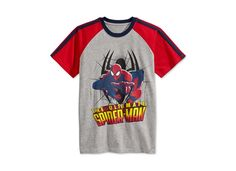 Marvel Boys' Spider-Man T-Shirt - All Characters - Kids & Baby - Macy's