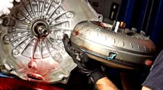 Torque Converters ~ Understanding and Troubleshooting Transmission Repair Shop, Automatic Transmission, Chevy Transmission, Muncie Transmission, Build A Go Kart, Torque Converter, Combustion Engine, Car Tuning, Car Cleaning