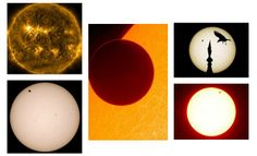 A Estrambólica Arte = ciência + tecnologia + arte: Vênus, Terra, Sol – ciência e arte
