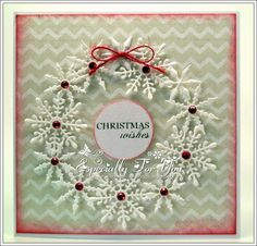 Especially For You: A Quick and Simple Christmas Make for The Stamp Basket