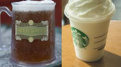 Starbucks' Butterbeers will only be available during the next few months, as the coffee chain cuts off the flow of toffee nut syrup after the holiday season. Because they are monsters.