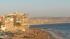 Wonderful day in #taghazout. #beach #summerinmorocco #morocco