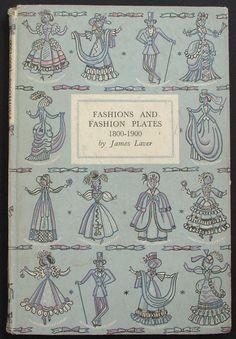 FASHIONS AND FASHION PLATES 1800-1900 (1943)